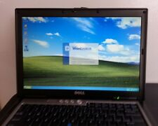 Dell Laptop D620 1.8Ghz 2GB Core2 Windows XP RS232 Serial Port Microsoft Office