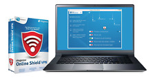 Steganos Online Shield VPN 1 Year Service - 3 PC/Devices - 2 GB Monthly Limit