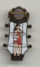 Hard Rock Cafe Chicago Hotel Go Go Girl Series 2014 Pin