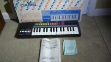 Casio Casiotone MT-18 Electronic Keyboard & RO-551 World Songs On ROM Pack Japan