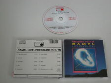 CAMEL/LIVE/PRESSURE POINTS(METRONOME 823 812-2) CD ALBUM