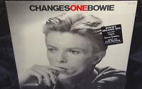 David Bowie Changes One Sealed Vinyl Record Lp Album USA Orig 1976 Promo Hype