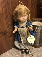 1939 Doll Craft Company Katrinka From Holland New York Worlds Fair Doll Rare!