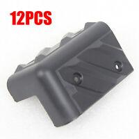 12 Pieces Plastic Corner Protector for Speaker Cabinet Guitar Amplifier .