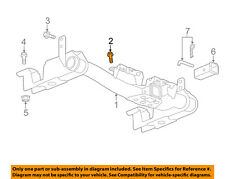 GM OEM-Trailer Hitch Bolt 11519387