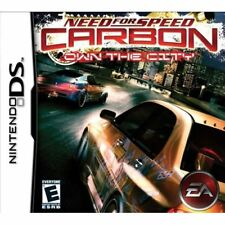 Need For Speed Carbon: Own The City For Nintendo DS DSi 3DS 2DS Racing 1E