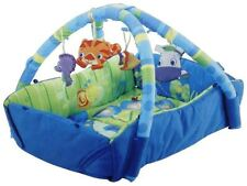 Jungle Mat with Gym/Arch Baby Playmats