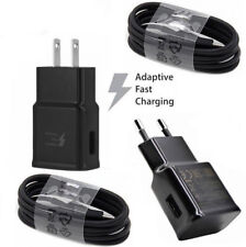 Adaptive Fast Wall Charger&Cable Kit For Samsung Galaxy S8 S9 Plus Note 8 A8 Hot