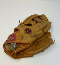 "Rawlings 12"" Reggie Jackson Baseball Softball Glove RSG 8 Leather Rht"