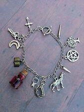 The Vampire Diaries charm Bracelet - fandom - cosplay  - damian -