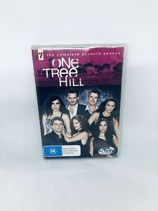 ONE TREE HILL Season Seven DVD Region 4 TV Show Very Good Condition FREE SHIP