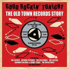 Various Artists - Old Town Records Story 52-62 / Various [New CD] UK - Import