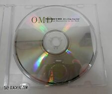 OMD Pandora's Box ORCHESTRAL MANOEUVRES CD Single EP #2-96338 4 trax Synth-Pop