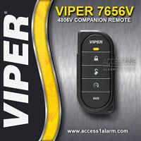 Viper 7656V 1-Way Remote Control For The Viper 4806V or 4810V Remote Start