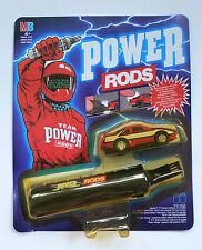 Vintage MB Power Rods Flexible Rail Rider System Pontiac Fiero Car 30 MOC 1985