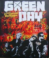 GREEN DAY POSTER, 21ST CENTURY BREAKDOWN (L14)