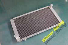 ALUMINUM RACING RADIATOR for SUBARU IMPREZA WRX RS GC8 MANUAL 92-00