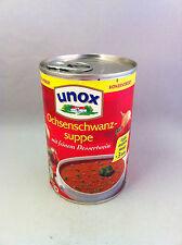 1x concentra unox ochsenschwanzsuppe con vino para postre 384 ml (100 ml/0, 75 €)