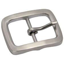 "Heavy Duty Stainless Steel Belt Buckle Center bar for Leather Belt 1 1/2"" 38mm"