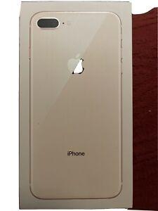 Apple iPhone 8 Plus - 256GB - Rose Gold (Unlocked) A1864 (CDMA + GSM) (AU Stock)