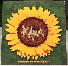 CD SINGLE KANA PLANTATION / VOILA MA JOURNEE 2002