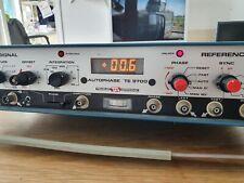 Autophase TE 9700 Tekelec Airtronic TA Lock in lockin analog Lock-in amplifier
