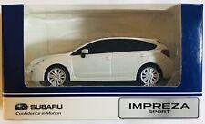 SUBARU IMPREZA Pullback Toy Car DEALER Promo RARE Not Sold in Stores #10358