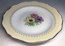 Lot5 De 4 Assiettes Creuses En Demi Porcelaine L'amandinoise Coopélia D 23,5 Cm