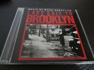 MARK KNOPFLER - LAST EXIT TO BROOKLYN.  1997  9 TRACK CD ALBUM