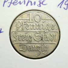 10 Pfennig Danzig 1923 (ut177n575)