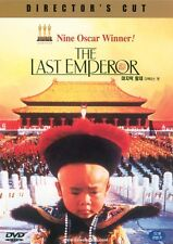 The Last Emperor (1987) DVD Director's Cut (New & Sealed)