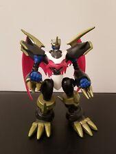 Imperialdramon Fighter Mode Digi-Warrior D-Real Digimon Figure Veemon Wormmon