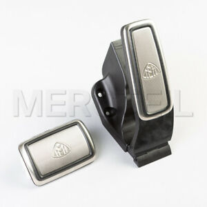 Genuine Mercedes MAYBACH GLS X167 Pedal Covers Kit