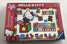 Ravensburger Hello Kitty 100 Piece Jigzaw Puzzle Ages 6+ Complete