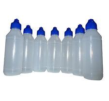 7pcs Gelatin Art Bottle - 3D Jelly Cake Bottle 100ml Empty Bottle