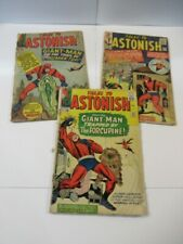 Tales to Astonish 53 54 55 Giant-Man Wasp Silver Age Comic lot Key 1964 Ant-Man