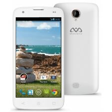 MOBIWIRE AHIGA WHITE ANDROID SMARTPHONE HANDY OHNE VERTRAG KAMERA WLAN 3G
