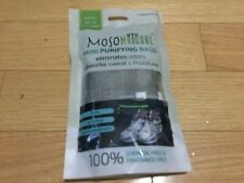 Moso natural mini purifying bags new fragrance free 2x50g bags