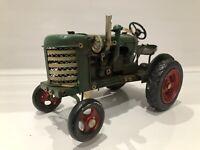 Tin Vintage Green Model Massey Ferguson Style Tractor Ornament Gift Farm