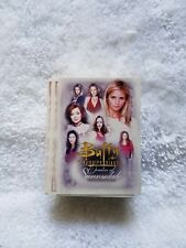 Women Of Sunnydale Trading Cards Base Set of 90 cards