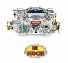 Edelbrock 1407 - Performer 750 CFM Carburetor with Manual Choke - Natural