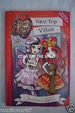 Comic Con 2015 Monster High EVER AFTER HIGH Next Top Vilian Comic Sneak Peak