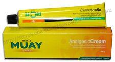 NAMMAN MUAY Cream Thai Boxing Analgesic Massage Muscular Aches Pain Relief 100G