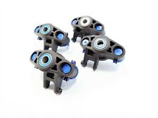 Traxxas 1/10 E-Revo VXL 2.0 Steering Knuckles Axle Carriers Blocks Hubs Bearings