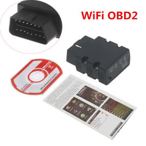 WIFI ELM327 Mini OBD2 Car Code Reader Diagnostic Scanner For iPad Android IOS