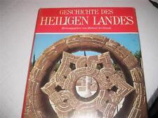 Geschichte des Heiligen Landes by Michael Avi Yonah GERMAN JEWISH BOOK ON ISRAEL