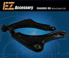 2 Front Lower Control Arms Left & Right Daewoo Nubira 00-02