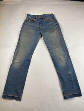New listing Vintage Levis 501 redline denim jeans 33