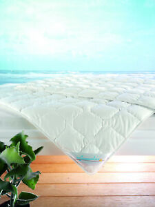 f.a.n. Leicht - Steppbett Summerline Wash Cotton 135x200 cm Waschbar bis 95°C