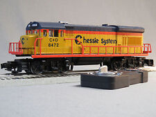 LIONEL CHESSIE LIONCHIEF REMOTE CONTROL U36B DIESEL ENGINE train c&o 6-82324 E